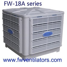 new type evaporative air conditioner for factory big air airflow inverter air conditioner