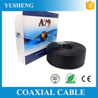 good quality CCTV and CATV RG7 / RG8 / RG11 coaxial cable from mainland china
