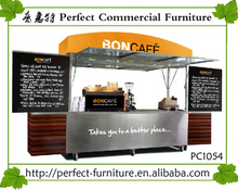 Perfect design mobile crepe food carts making wagon crepe for sale