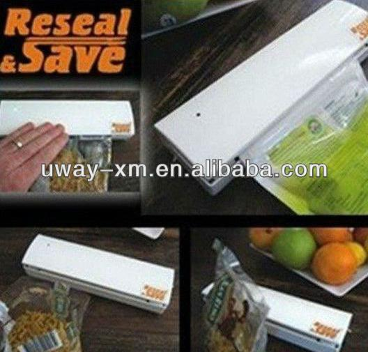 Portable Vacuum Sealer for food and fruit/packing machine