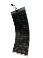 Best selling sunpower solar panel flexible for solar street light