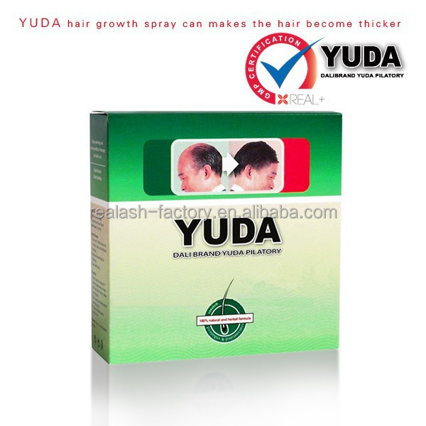 Stop hair losing YUDA hair fall solution top selling hair growth liquid