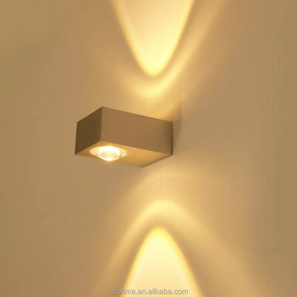 Fashion Warm White Decorative Led Wall Light Outdoor LED Wall Lamp