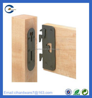 China high quality metal bed frame connector bracket hinges