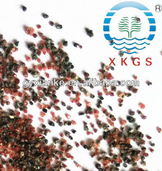 Best price garnet sand from gold supplier