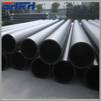 ISO4427 pn16 sdr11 PEHD pipe and fittings