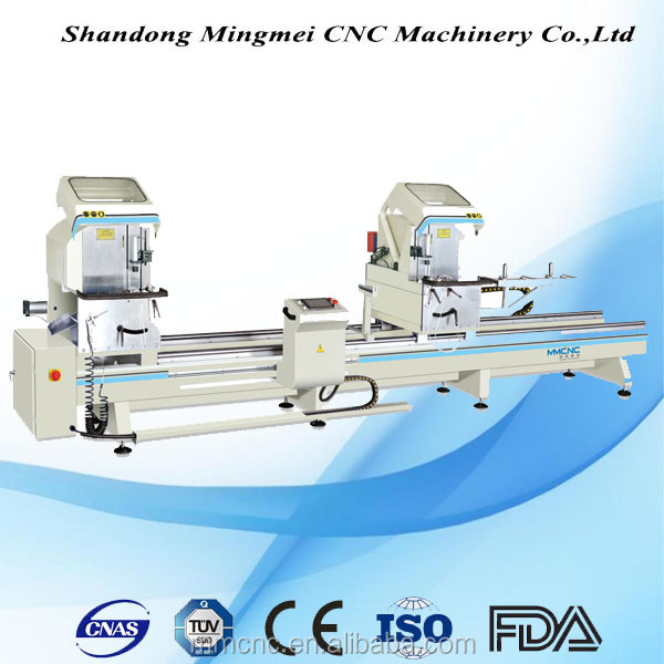 American hot selling! automatic aluminum cutting machine