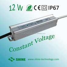 Constant Voltage 12V LED ac dc Power Supply for led strip light/Christmas lights