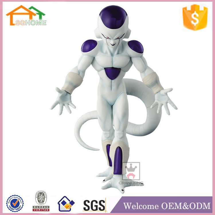 Factory Custom made best home decoration gift polyresin resin giant anime figures