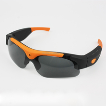 HD720P Fashion Sunglass Hidden Camera, China Sunglass Manufactuers, Sports Sunglass Eyewear Video Recorder