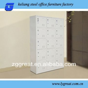 Durable solid phenolic locker lockers for changing room