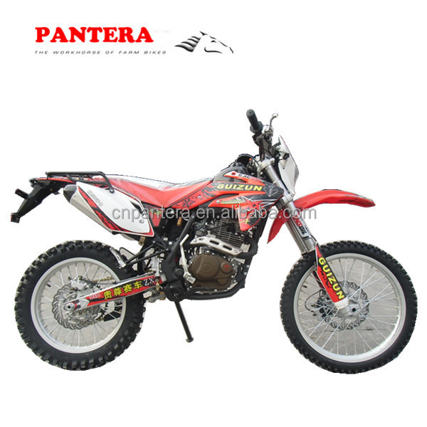PT250-X6 Alloy Handlebear Powerful 250cc Motorcycle Off Road