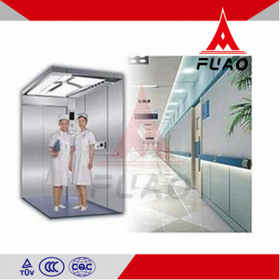 FUAO Bed Hydraulic Lift Size Brands In China hospital elevator