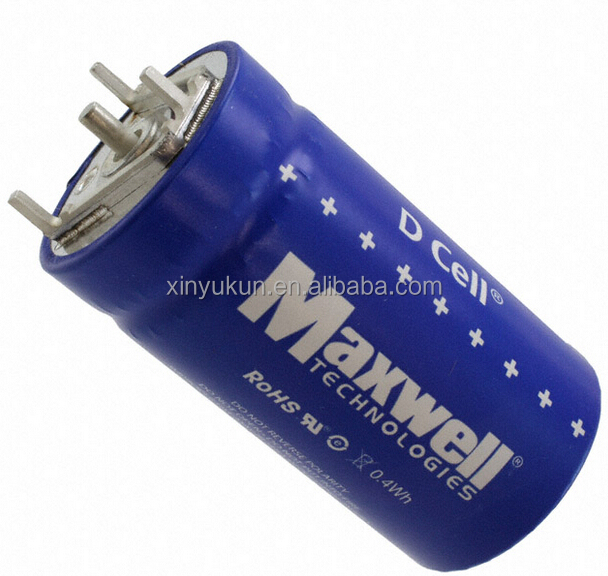 High quality Super farad capacitor 350f 2.7v