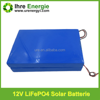 LifePO4 bateria pack manufacturer 12V 42ah for electrical bike/solar street light lithium battery OEM/ODM order support
