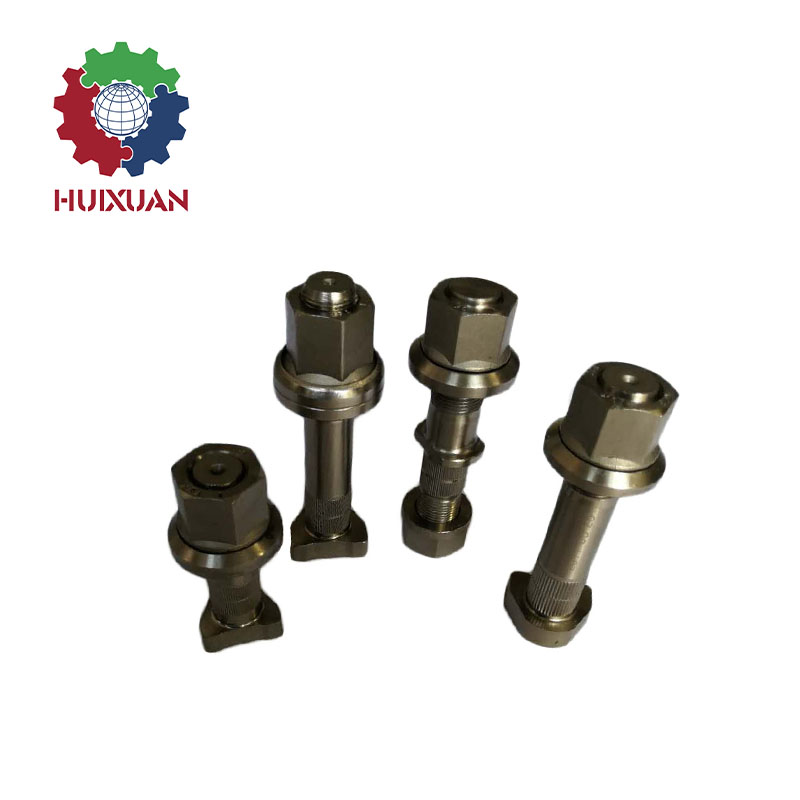 China wholesales wheel hub bolt truck wheel bolt