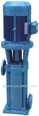 LG-B High-rise building water supply multistage pump 3kw 4hp