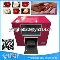 Multi-function Auto Digital Nail Art photo flower printer