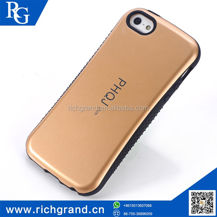 Wholesale low price high quality top quality ultra thin cell phone pc case for iphone5s