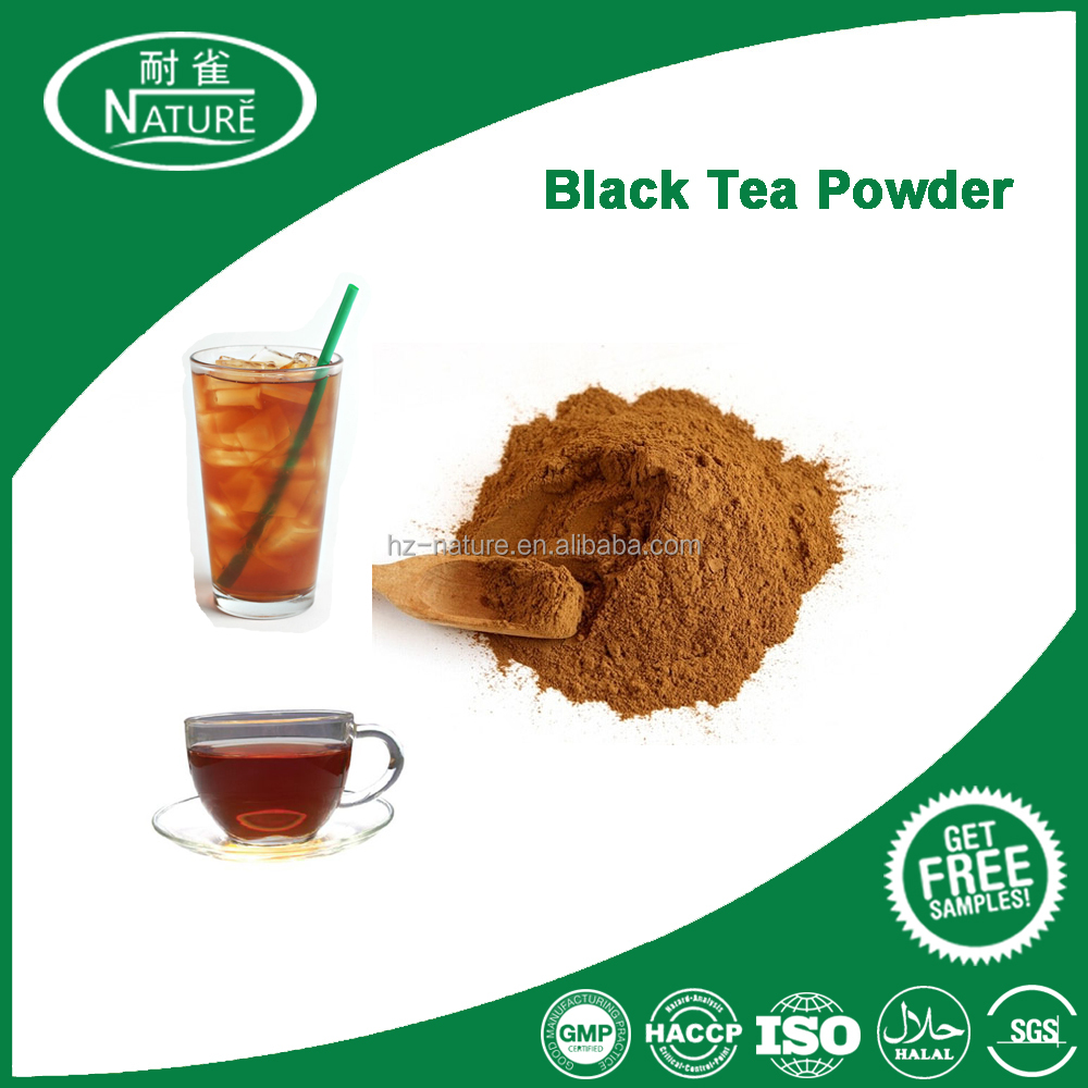 Top Quality Bulk Organic Instant Black Tea Powder Extract