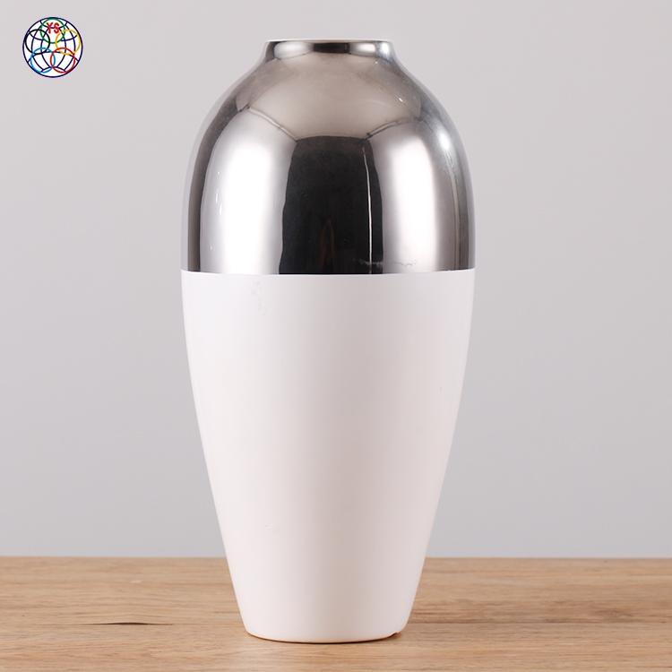 Ceramic Vase With Ceramic Flower Ceramic Vase With Ceramic Flower