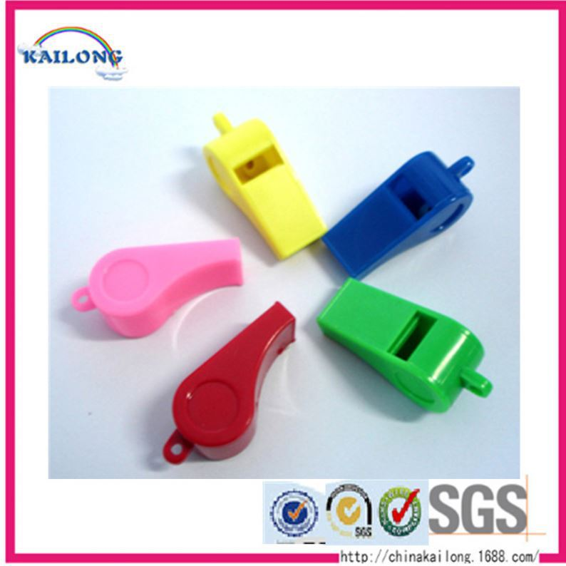 China Wholesale Basketball New Plastic Soccer Referee Whistle