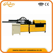 Hydraulic CNC automatic copper busbar cutting punching bending machine