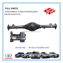 2401000-P00 for Great Wall Wingle3 rear axle housing