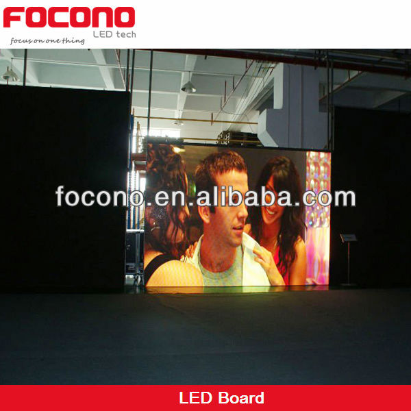 full color led display controller 10mm pitch