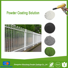Polyester Resin Based Powder Paint For Outdoor Fence