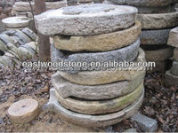 granite millstone/old millstone/ancient millstone