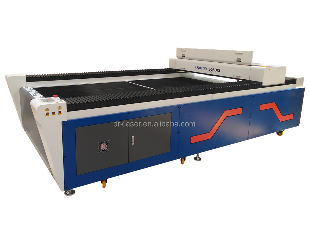 Big size dual head 1325 1530 2030 laser engraving machine price for carpet and leather engraving cutting