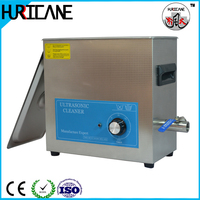 Ex-factory 2016 new design big lcd display 22.5l ultrasonic cleaner