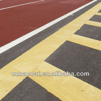 reflective traffic paint for mma colorful road marking