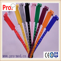 medical consumables sterile identification bracelet for hospital ues china