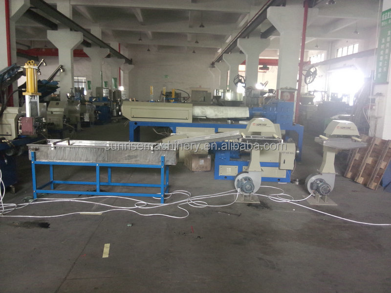 PET Flakes Recycling Pelletizer