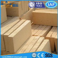 standard size of thin fire bricks with CIQ inspection