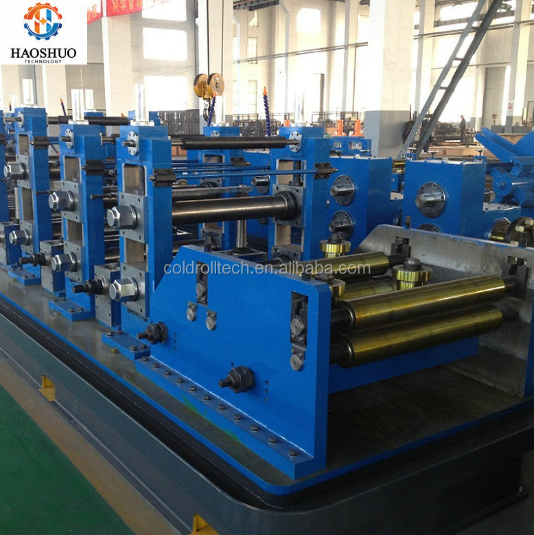 High Frequency Welded Pipe Mill, Welded Pipe Making Machine