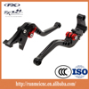 High quality parts cnc brake and clutch levers for HONDA CB599 / CB600 HORNET CBR 600 F2 F3 F4 F4i CB919 CBR900RR VTX1300 NC700