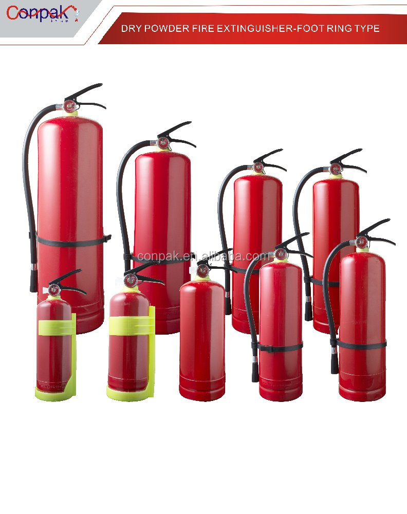 2018 China cheapest price and best quality 0.3KG ~12KG portable dry powder fire extinguisher