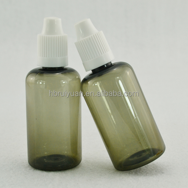 Liquid Medicine Use and Screen Printing Surface Handling plastic e liquid bottle