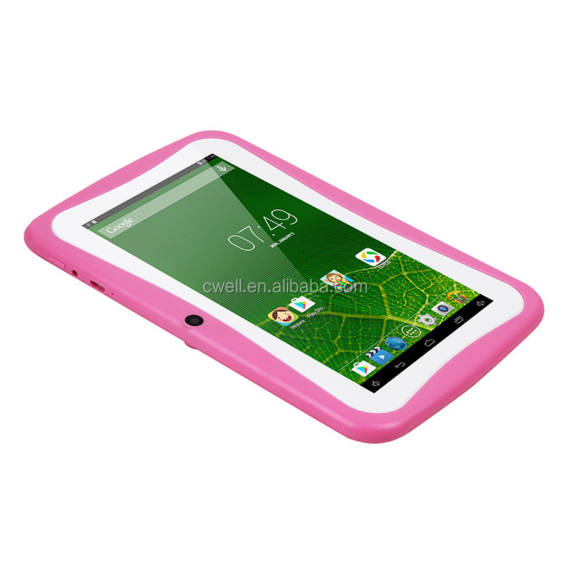 Boxchip Q704 Allwinner A33 quad core 4GB ROM Android 5.1 children tablet kids tablet without SIM card slot