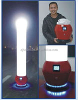 rechargeable light tower led battery light tower for darkness lighting