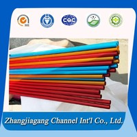 Electrophoresis coating aluminum tube price, aluminum alloy profile tube supplier