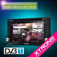 Xtrons 6.2''Multi-touch Android 4.4 1080P Wifi Double Din built in DVB-T with Wireless Mobile Mirror Function & OBD2 TD613AD
