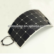 130W Cheap Solar Panel flexible pv modules for solar cell