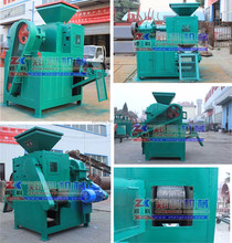 carbon black pellet making machine / coal briquetting machine