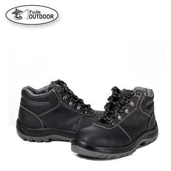 Men's Waterproof Steel Toe Western Work Boots