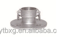 Camlock Reducer - Type FA & FC (Flange Coupling)