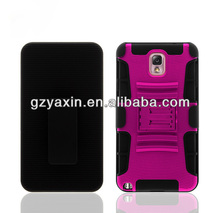 Armor case for samsung galaxy note n7100,Factory price armor case for samsung galaxy note n7100